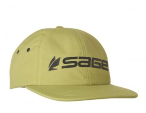 Sage Relaxed Nylon Green Cap