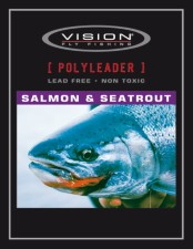 Vision Polyleader Salmon & Seatrout 10ft