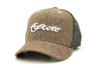 Scott Cap Tweed