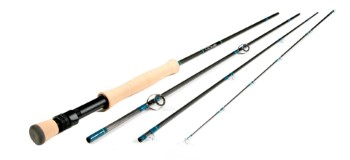 Scott Tidal 4 pc Fly Rod