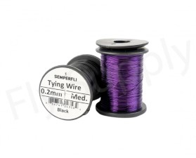 Semperfli 0.2mm Wire On Spool