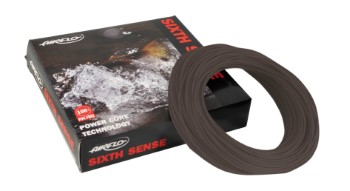 Airflo Sixth Sense Competitor Di5 Sinking 5 inch Per Sec Green/Black Fly Line