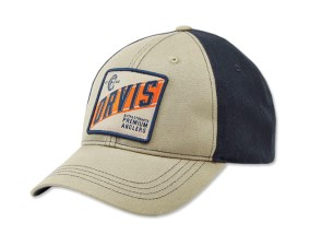 Orvis Snake River Twill Trucker Navy