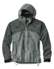 Orvis Sonic Tailwaters Jacket Grey