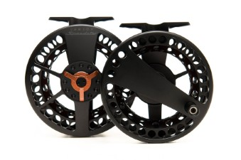 Waterworks Lamson Speedster Black Fly Reel