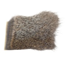 Squirrel Body Patch Natural Gray