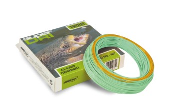 Airflo Ridge Super Dri Small Streamer WF Floating Mint Fly Line