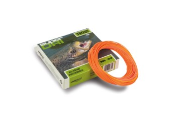Airflo Ridge Super Dri Mend Nymph & Streamer WF Floating Hot Coral Fly Line