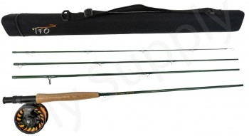 TFO NXT Complete Fly Rod Outfit