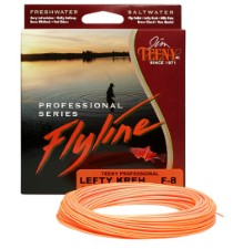 Teeny Professional Lefty Kreh Distance WF Floating Line
