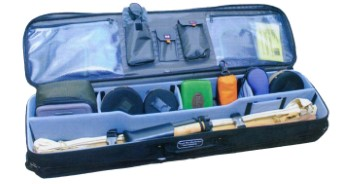 TFO Rod And Reel Travel Case