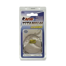 Titanium Leader set 2pc American Fishing Wire