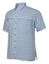 Geoff Anderson Tonga Blue Short Sleeve