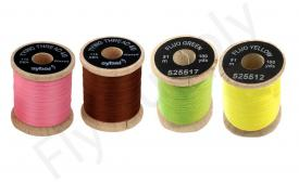 Tying Thread 4/0 Small Streamers - 100 yds