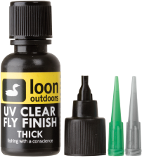 Loon UV Clear Fly Finish - Thick (1/2 oz.)