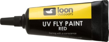 Loon UV Fly Paint Red