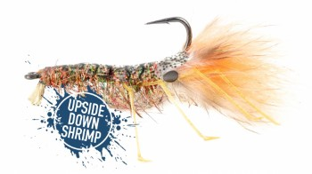 Upside Down Shrimp - Complete Tying Kit - Fly Supply TV