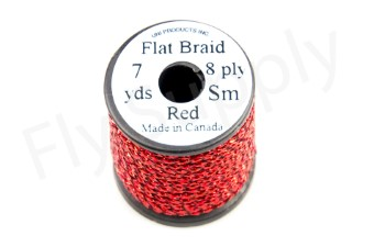 Uni Flat Braid 8 Ply Small