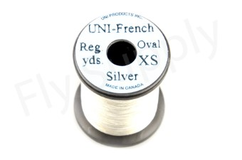 Uni French Oval Silver