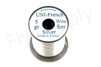 Uni French Wire Silver