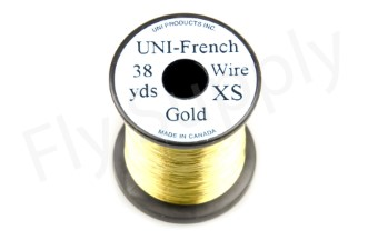 Uni French Wire Gold