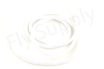 New Pearl Mylar Tubing Large