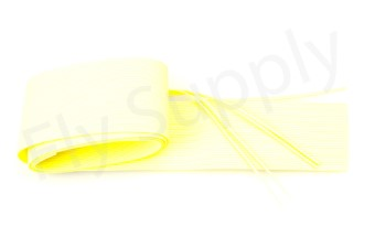 Round rubber legs medium  Fluo Yellow