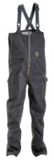 Vision Bib & Brace Trousers Denim