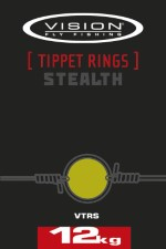 Vision Stealth Tippet Rings 10pc