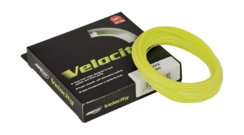 Airflo Velocity WF Floating Fly Line Optic Green