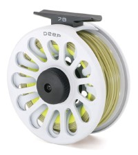 Vision Deep Reel White