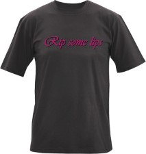 Vision Rip Some Lips T-Shirt
