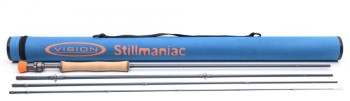 Vision Stillmaniac 4pc Fly Rod