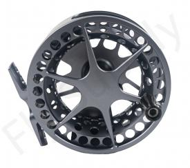 Waterworks Lamson Litespeed Gunmetal #5/6 Fly Reel