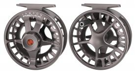 Waterworks Lamson Remix Smoke Fly Reel