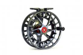 Waterworks Lamson Speedster Dark Smoke Fly Reel