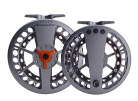 Waterworks Lamson Speedster HD Grey/Orange Fly Reel