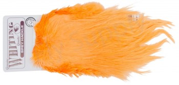 Whiting Silver Spey Hackle Saddle