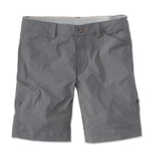 Orvis Womens Guide Shorts Gunmetal