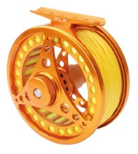Vision XLA Hard Reel Orange #5/6