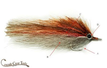 Cascade Synthetic Yak Hair