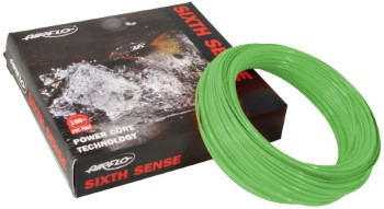 Airflo Sixth Sense Delta Floating Belly 3ft Mini Clear Tip 1.5 inch Per Sec Fly Line