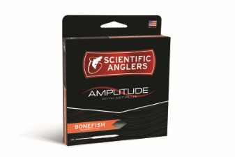 Scientific Anglers Amplitude Bonefish Black/Surf/Ivory Fly Line