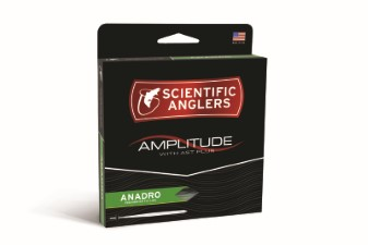 Scientific Anglers Amplitude Anadro Turtlegrass/Optic Green/Willow  Fly Line
