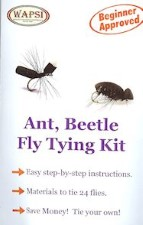 Ant & Beetle Fly Tying Kit