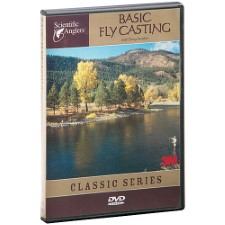 Scientific Anglers Basic Fly Casting DVD