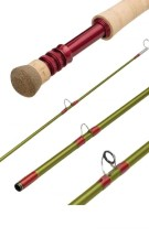 Sage Bass II 4pc Fly Rod