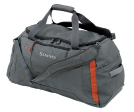 Simms Bounty Hunter 50 Duffel Coal