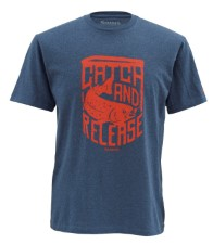 Simms Catch & Release Navy Heather