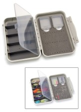 C&F Tube Fly And 5 Compartment Waterproof Medium Fly Case - CF-2405H